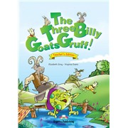 the three billy goats gruff teacher's book - книга для учителя