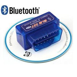 ELM327 Автомобильный диагностический сканер беспроводной (Bluetooth) Mini OBD2 ELM327 адаптер (v2.1)