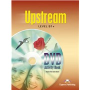 upstream b1+  dvd activity book. intermediate(2008)
