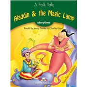 aladdin & the magic lamp teacher's book - книга для учителя