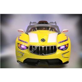 Электромобиль Maserati A222AA, жёлтый