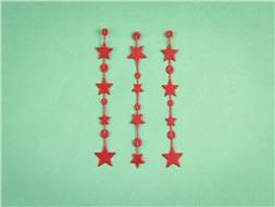 Набор гирлянд-звёздочек