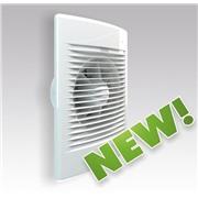 STANDARD 4, вентилятор осевой вытяжной с индикацией работы D100