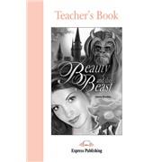 beauty & the beast teacher's book - книга для учителя