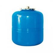 Расширительный мембранный бак на 12 литров синий
