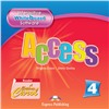 Access 4. Ie-book (international) (upper)  version 2. DVD с интерактивными упражнениями, версия 2