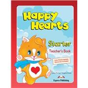 happy hearts starter teacher's book - книга для учителя