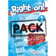 Right on! 1. Grammar Teacher's Book with Digibook app (international). Сборник грамматических упражнений для учителя (с ссылкой на электронное приложе