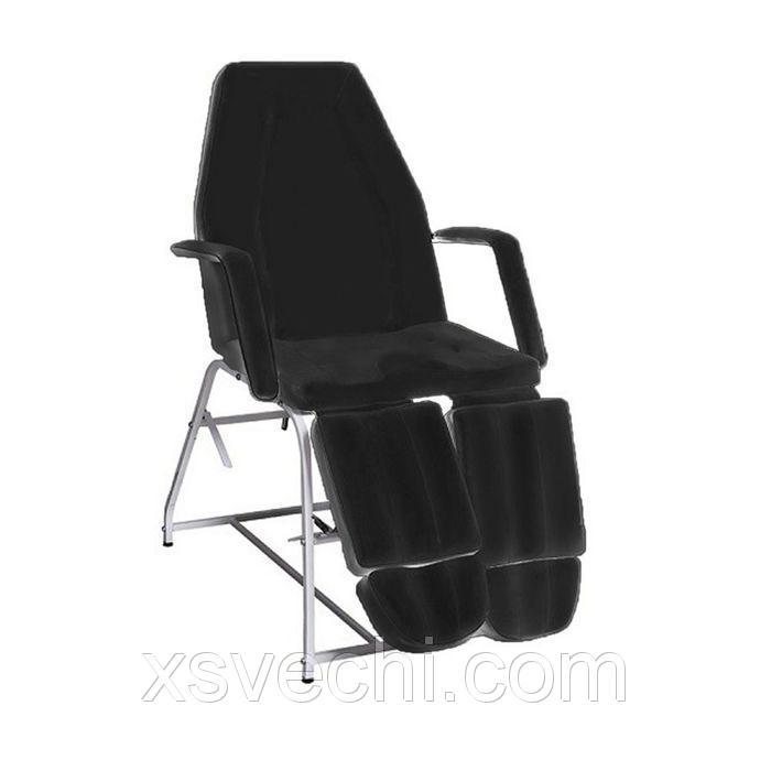 """Педикюрное кресло """"ПК-012"""", цвет чёрный"""