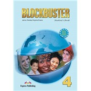 blockbuster 4 student's book - учебник international