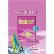 upstream pre-intermediate workbook - рабочая тетрадь