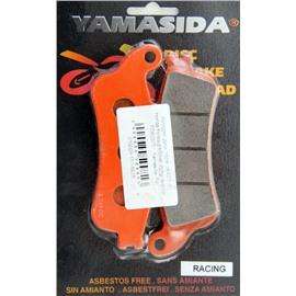 Колодки  диск. торм. (RACING) Honda Foresight/Silver Wing (аналог FDB2075)   Yamasida  TW