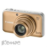 Фотоаппарат Canon PowerShot SX210 IS Gold