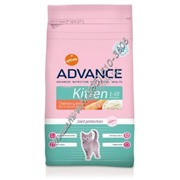 ADVANCE Cat KITTEN сух. 1,5 кг. для котят