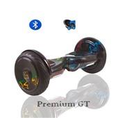 Гироскутер Smart Balance GT Exclusive Цветная молния