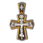 Распятие Христово. Деисус. Спас Нерукотворный. Тропарь Животворящему Кресту. Православный крест.