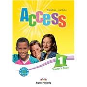 Access 1 teacher's book - книга для учителя