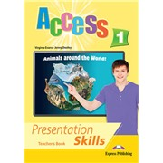 Access 1 presentation skills teacher's book - книга для учителя
