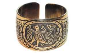 Славянские обереги кольца