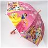Зонт детский полуавтомат Принцессы со свистком D-84см. №61
