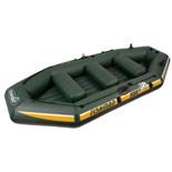 Лодка надувная Fishman II 500 BOAT (весла+насос) JL007212N