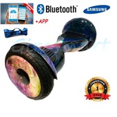 Гироскутер  Smart balance wheel 10.5 new Premium Космос синий