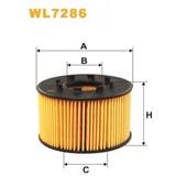 Масляный фильтр WIX FILTERS WL7286