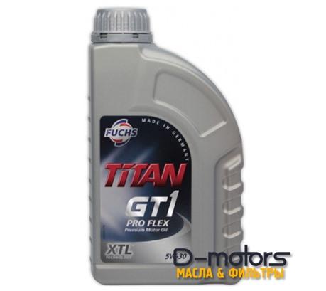 FUCHS TITAN GT1 PRO FLEX 5W-30 (1л.)