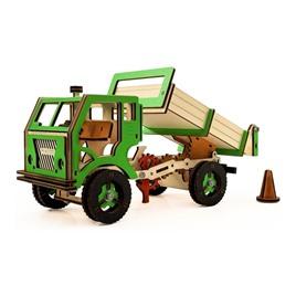 M-WOOD Конструктор 3D деревянный M-WOOD Самосвал