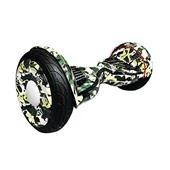 Гироскутер  Smart balance wheel 10.5 new Premium чёрный хакки