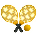 Набор для тенниса «Short Tennis» (с мягким поролоновым мячом), интернет-магазин товаров для бильярда Play-billiard.ru