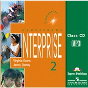 enterprise 2 class cd (1 mp3 CD)