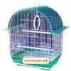 Клетка Triol N 1600 (34.5*26*44) цинк для птиц