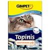 Витамины Gimpet Topinis Микс для кошек с форелью и творогом (мышки) (40шт)