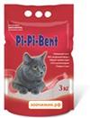 """Pi-Pi-Bent 3кг """"Classic"""" (п/эт.пакет) комк. наполнитель д/кошек"""