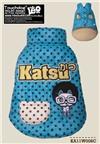 """Катсу  Куртка """"Сьюзи"""""""" ,  тёплая, разм. XS (22х35х20 см), голубая"""