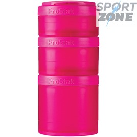 BlenderBottle ProStak - Expansion Pak Full Color малиновый