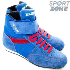 Кроссовки ENERGY 1999 FERUS BLUE/RED