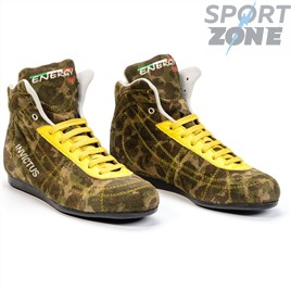 Кроссовки ENERGY 1999 INVICTUS CAMOUFLAGE/YELLOW
