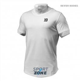 Мужская футболка Better Bodies Hudson Tee, White