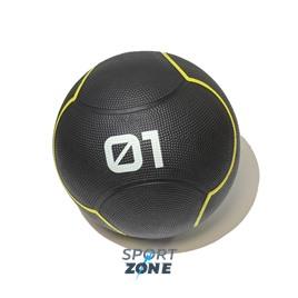 Мяч тренировочный черный 1 кг