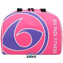 Спортивная сумка SIX PACK FITNESS (SPF)  Fox Bowler Pink/Purple (розовый/фиолетовый)