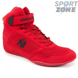 Кроссовки HIGH TOPS RED GORILLA WEAR
