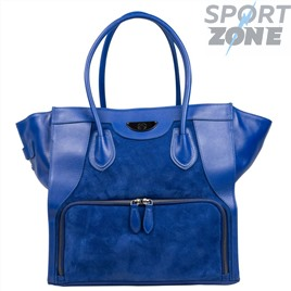Женская сумка SIX PACK FITNESS (SPF) Victoria Elite Tote Blue (синий)