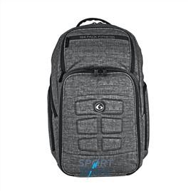 Спортивный рюкзак  SIX PACK FITNESS (SPF) Expedition Backpack 500 Static (статик/черный) [Limited Edition] Съемная система контейнеров NEW!