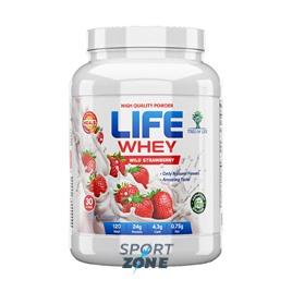 Life Whey Strawberry 2lb