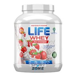 Life Whey Strawberry 5lb
