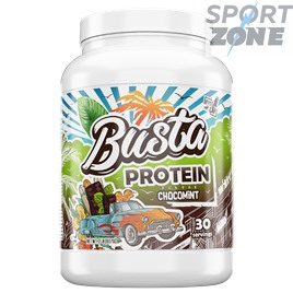 Busta Cap Busta Protein Chocomint