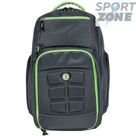 Спортивный рюкзак SIX PACK FITNESS (SPF) Expedition Backpack 500 Grey/Green (серый/зеленый)