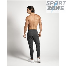 Спортивные брюки мужские Better bodies Tapered jogger, антрацит